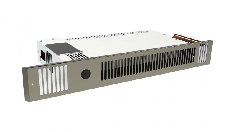 Hydronic Fan Convector   Kitchen Plinth Heater
